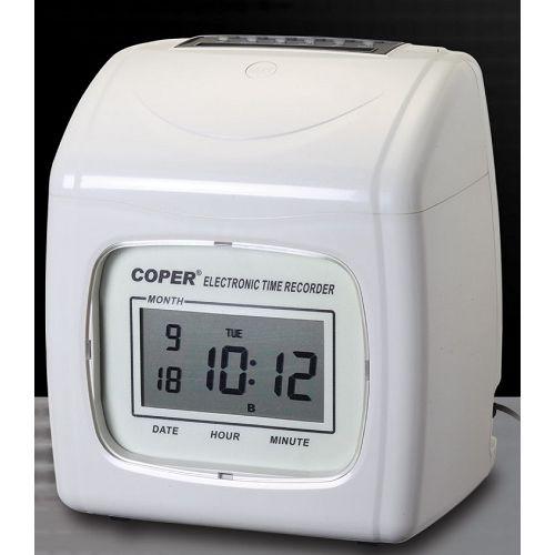 LCD打卡鐘 LCD coper-s-380